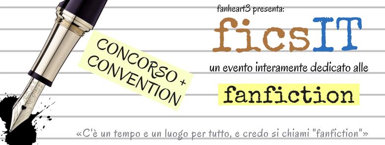 ficsIT - evento di fanheart3 dedicato alle fanfictions