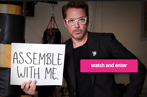 fanheart3 omaze rdj robert downey jr