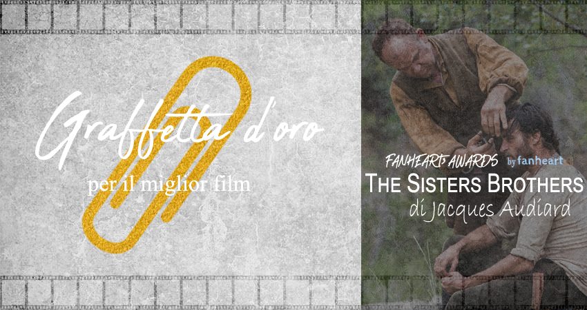 fanheart3 awards base miglior film the sisters brothers