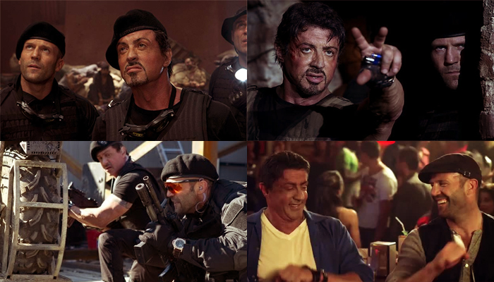fanheart3 the expendables lee e barney