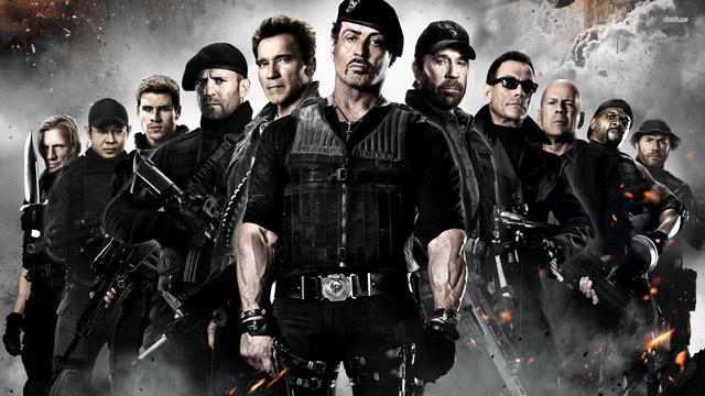 fanheart3 the expendables 2 cast