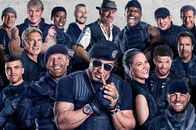 fanheart3 the expendables 3 cast