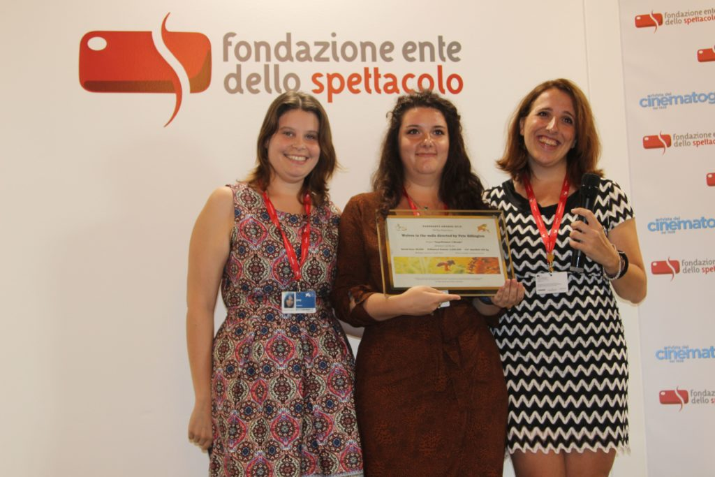 fanheart3 awards cerimonina vr experience ph. Margherita Bagnara