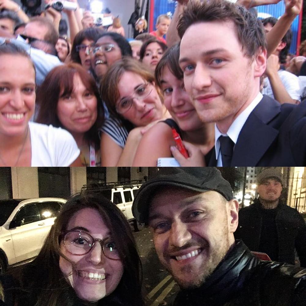 fanheart3 cyrano de bergerac james mcavoy selfies