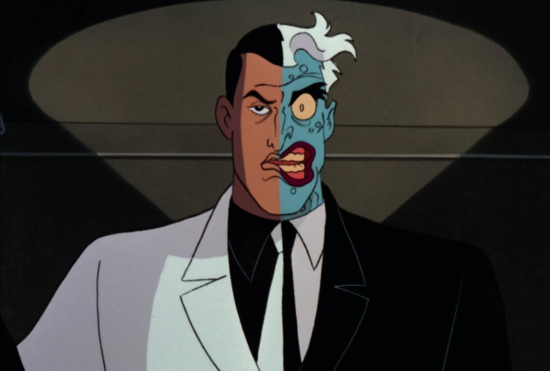 fanheart3 the arkham sessions two-face batman animated series