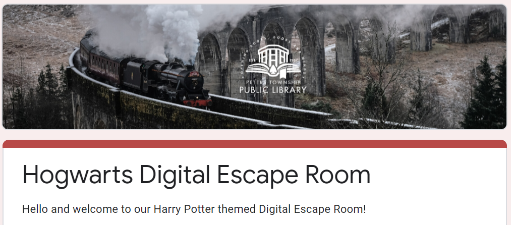 fanheart3 escape room harry potter
