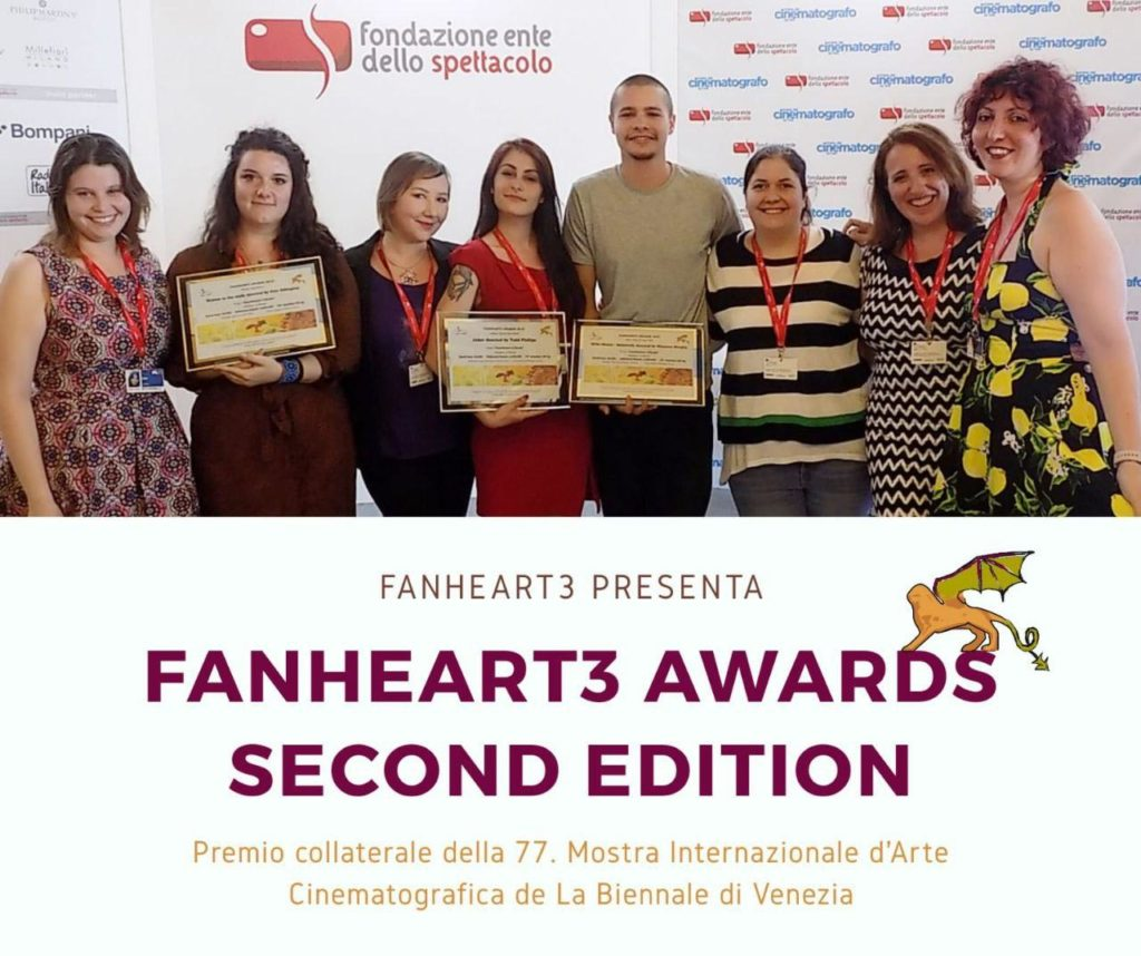 fanheart3 awards venezia76