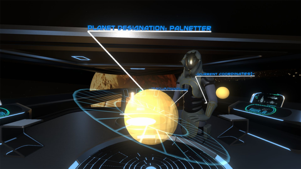 World building and character building in Alien Rescue