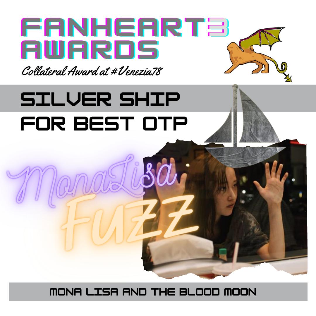 fanheart3 awards mona lisa